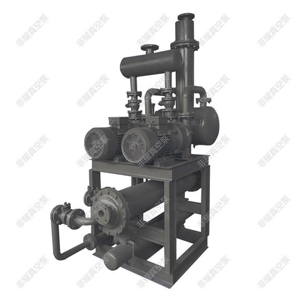 水环真空泵机组的维护保养