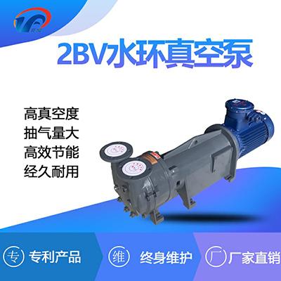 防爆水环真空泵