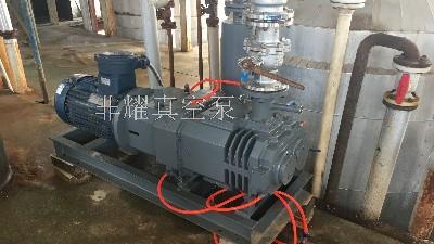 干式螺杆真空泵在化工行业的应用【非耀】