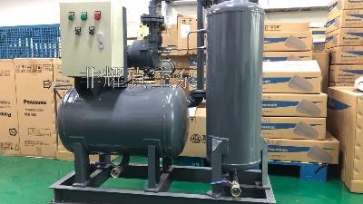 填料对水环真空泵机械密封很重要【非耀】
