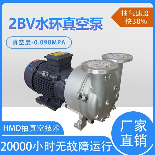 2BV型号水环真空泵