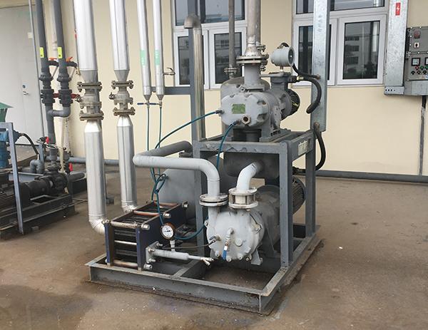 水环式真空泵