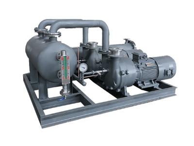 2BW系列水环真空泵闭环机组
