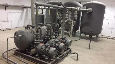 新冠病毒导致工厂被迫停工医院急用水环真空泵非耀需提前复工