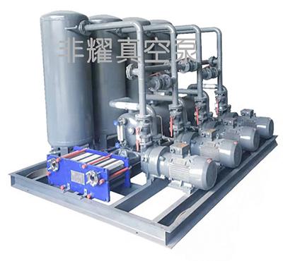 液环真空泵机组 水环真空泵机组 液环式真空泵机组 非耀水环式真空泵厂家