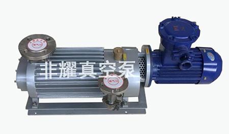 LGB无油螺杆真空泵