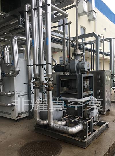 2BV系列水环式真空泵机组 罗茨水环式真空泵机组 罗茨水环泵机组 罗茨水环机组