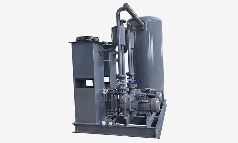FY系列风冷式水环真空泵机组