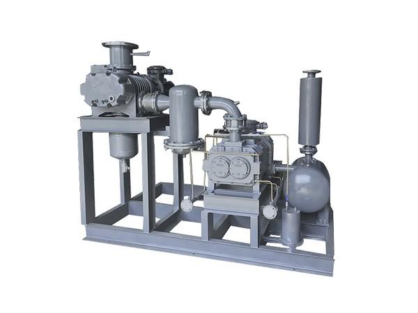 罗茨泵+螺杆真空泵机组