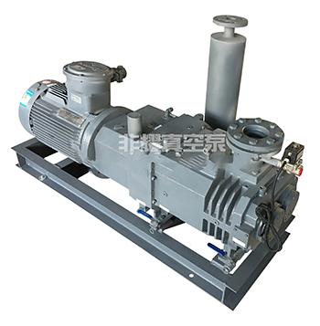 螺杆式真空泵 螺杆真空泵 无油螺杆式真空泵 LGB无油螺杆式真空泵 螺杆式真空泵生产厂家