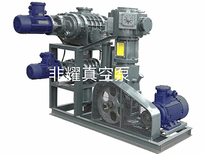 罗茨往复真空机组 罗茨真空泵机组 罗茨真空泵生产厂家 罗茨液环真空泵机组