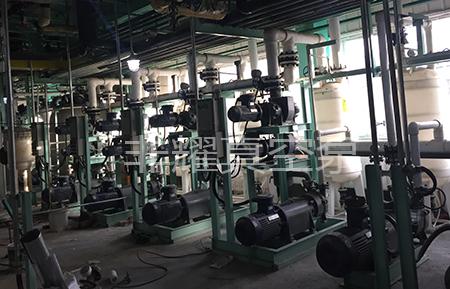 罗茨水环式真空泵机组 罗茨水环泵机组 罗茨真空泵机组 非耀罗茨水环式真空泵机组