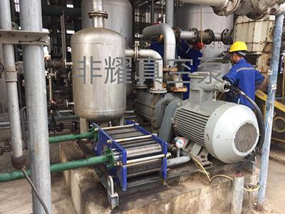 液环式真空泵机组工程案例 液环式真空泵机组 水环真空泵机组
