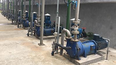非耀真空设备解说水环泵水温对性能的影响