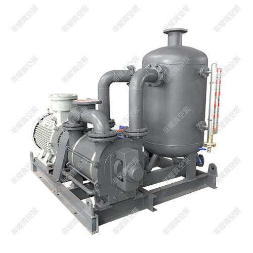 水环真空泵型号