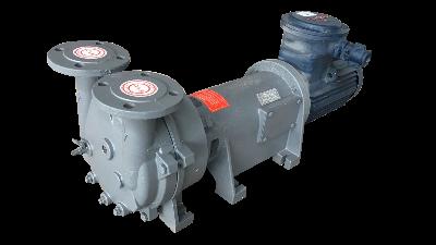 水环真空泵排气压力的危害不容小视【非耀】