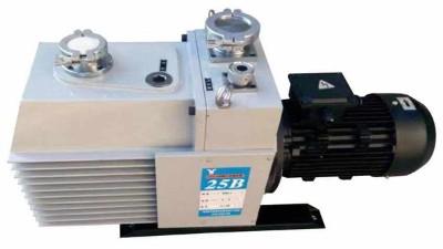 2XZ旋片式真空泵产生故障问题及消除方法