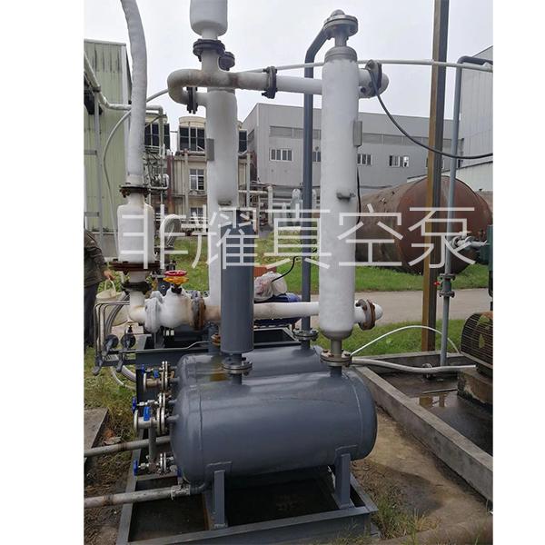 螺杆真空泵溶剂回收