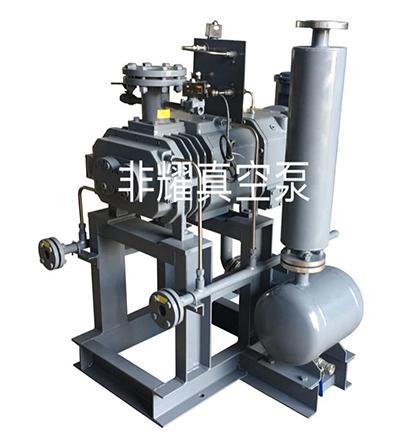 螺杆式真空泵机组 螺杆真空泵机组 无油螺杆式真空泵机组 螺杆真空泵生产厂家