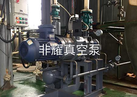 无油变螺距螺杆式真空泵机组 螺杆式真空泵机组 螺杆真空泵机组 杭州螺杆式真空泵机组生产厂家 螺杆式真空泵机组应用