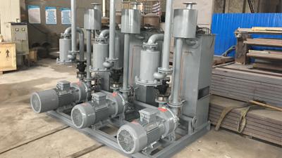 液环真空泵为何会出现汽蚀现象?如何预防?