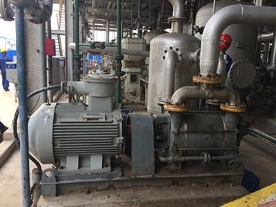 湖南华远新能源采购非耀水环真空泵闭环机组