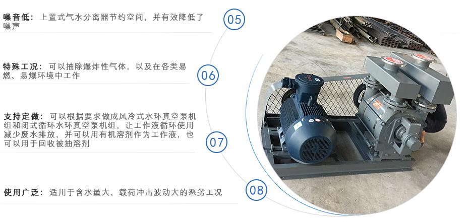 非耀2BE1系列水环真空泵